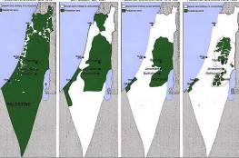 %22 من فلسطين التاريخية أقصى حلم عباس لإقامة الدولة