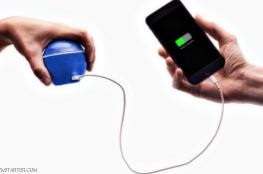 اختراع جديد .. تعرف كيف تشحن بطارية هاتفك من خلال جسمك!
