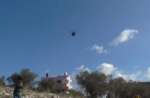 إسقاط طائرة لقوات الاحتلال خلال مواجهات كفر قدوم