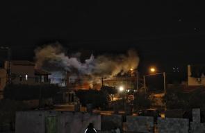 الاحتلال يفجر منزل الأسير محمد كبها جنوب غرب جنين