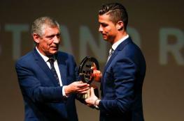 رونالدو.. أفضل لاعب برتغالي في 2016
