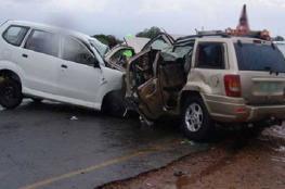 اصابتان في حادث سير شمال بيت لحم
