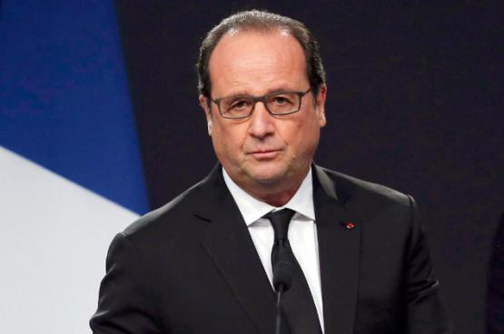 نواب فرنسيون يطالبون هولاند بالاعتراف بدولة فلسطين