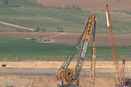 مسؤول اسرائيلي: بناء جدار تحت الأرض عملية متسرعة لتهدئة الضمير ليست مجدية