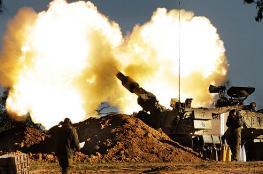 الاحتلال يستهدف موقعا للنظام السوري في الجولان