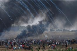 Israeli forces caused injuries to one in every 100 Palestinians as Gaza protests conclude 200 days