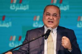 الطيبي: الاحتلال هو مصدر الشر والمسئول عن قتل المستوطن