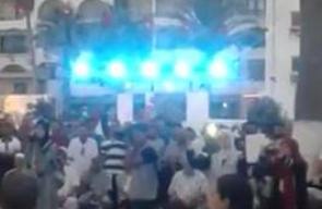 #شاهد مسيرة مساندة ونصرة للمسجد #الأقصى في سوسة التونسية