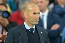 زيدان يعلن رحيله عن ريال مدريد رسمياً