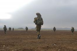 "مصرع جندي ""اسرائيلي"" في الجولان"
