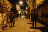 الاحتلال يعتقل 5 فلسطينيين بقلقيلية