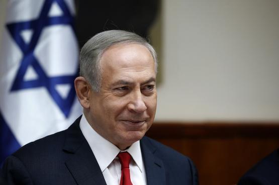 نتنياهو يلوح لإدخال قوات دولية لغزة وإبقاء السيطرة على الضفة