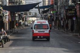 إصابة بحادث سير في غزة