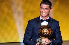 هل يتوج  كريستيانو رونالدو بالكرة الذهبية لعام 2016 ؟