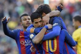 برشلونة ينتفض في وجه لاس بالماس