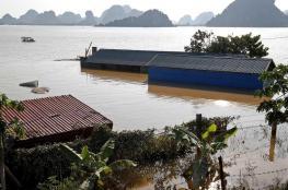 بعد فيضانات قتلت العشرات.. فيتنام تتأهب لكارثة أخرى
