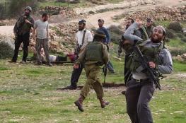 Extremist Settlers Stone Vehicles near Bethlehem