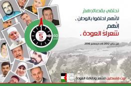 شاعر العودة .. مفتاح الهوية وبوابة الانتماء الأصيل لفلسطين