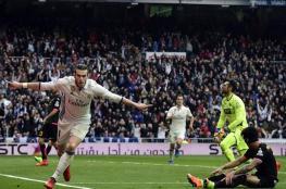 ريال مدريد يعزز صدارته بثنائية في شباك إسبانيول
