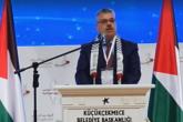 """بدء فعاليات مؤتمر """"فلسطينيو الخارج"""" في اسطنبول"""
