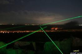 17 اصابة جراء اعتداء الاحتلال على فعالية الارباك الليلي شرق قطاع غزة