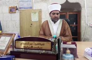 الشيخ عمر الكسواني يدعو لشد الرباط والتواجد في المسجد الأقصى