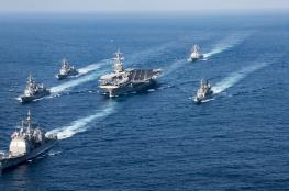 بسبب التوتر القائم.. بدء المناورات البحرية الأمريكية الكورية الجنوبية