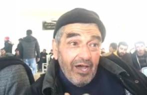 #مباشر مع والد الشهيد أحمد إسماعيل جرّار الذي ارتقى بعد اقتحام قوات الاحتلال لمدينة جنين