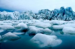 """علماء يكتشفون سبب ذوبان جليد """"غرينلاند"""""""