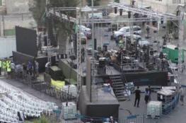الاحتلال يستعد لإحياء أضخم حفل غنائي في الخليل