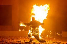 بمساعدة ابنيها.. امرأة تحرق زوجها وتلقي جثته في الشارع بمصر