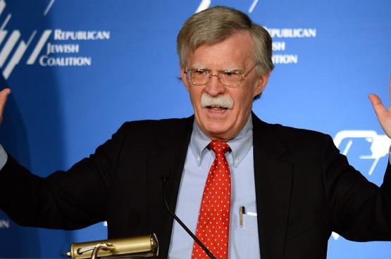 """هآرتس: موت """"حل الدولتين"""" بتعيين بولتون مستشارا للأمن القومي الأمريكي"""