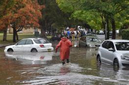 إجلاء الآلاف في استراليا استعدادا لمواجهة إعصار قوي