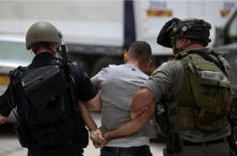 الاحتلال يزعم اعتقال شاب بتهمة قتل أحد جنوده في الضفة