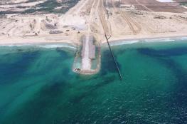Israel building new overground fence around Gaza Strip