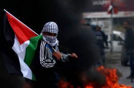 """استعدادات لـ """"جمعة الوفاء للشهداء والجرحى"""" ضمن مسيرة العودة"""