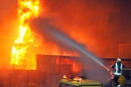 مصرع 19 جراء انفجار في مصنع للكيماويات بالصين
