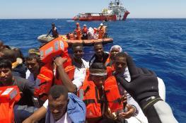 إنقاذ أكثر من 900 مهاجرا قبالة السواحل الليبية
