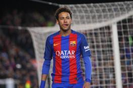 برشلونة يرد على تقارير انتقال نيمار