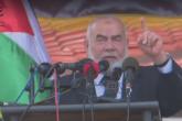 بحر: كان الأجدر بالزعماء العرب الحديث عن تحرير فلسطين