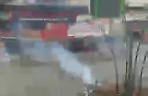 #شاهد السلطة تقمع مسيرة ينظمها حزب التحرير بالخليل إحتجاجا على الإعتقال السياسي