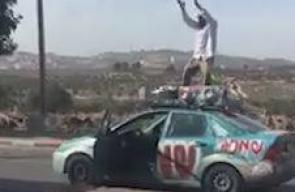 ماذا يفعل هذا المستوطن في شوارع القدس المحتلة!