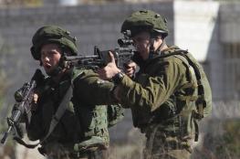 الاحتلال يصيب شابين في رام الله ونابلس