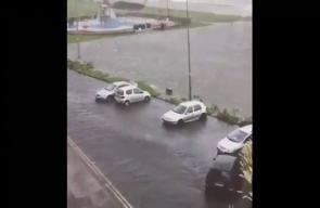 #فيديو اعصار
