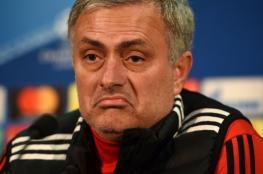 مورينيو يسخر من أداء لاعبيه في كأس إنجلترا