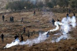 إصابات في مواجهات مع الاحتلال في بيت أمر شمال الخليل