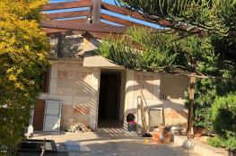 Israel forces Palestinian family to raze its home in Tur'an village