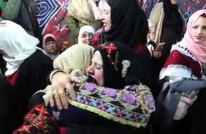 #شاهد الأسير ماجد طقاطقة يتنفس الحرية بعد اعتقال دام 16عاماً في سجون الاحتلال.