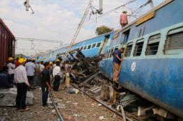 الهند تبدأ تحقيقاً في رابع أكبر حادث قطار خلال عام
