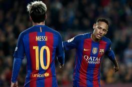 برشلونة يعود بانتصار عريض من أرض إيبار